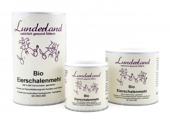 Lunderland Bio-Eierschalenmehl