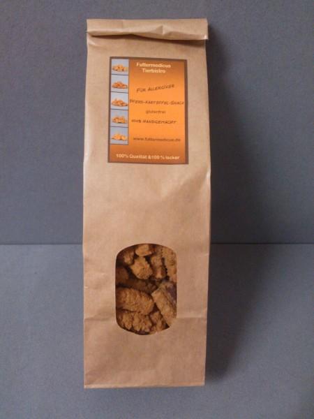 Pferd-Kartoffel-Snack
