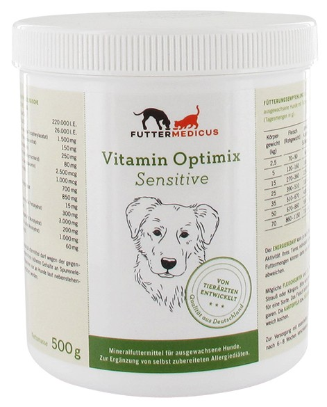 Vitamin Optimix Sensitive 250 g