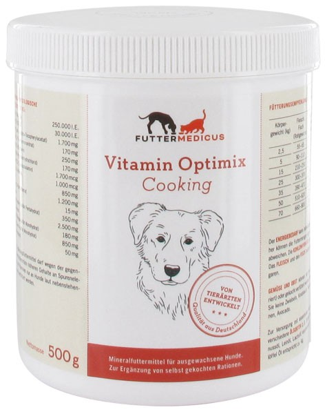 Vitamin Optimix Cooking 500 g